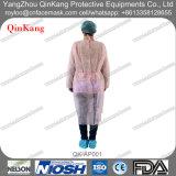 Wegwerfnicht gesponnenes medizinisches chirurgisches Kleid/Schutzblech