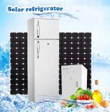 Frigoriferi solari di vendita caldi e congelatori di CC di frigorifero del prodotto nuovo del frigorifero dritto solare del congelatore 12V 24V
