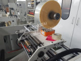Bolsa de papel del alimento que hace la máquina con la impresión en línea