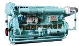motore diesel marino di funzionamento conveniente 600PS