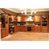 Keukenkasten van de Eenheden van de Keuken van de Luxe van de Els van Grandshine de Antieke Houten