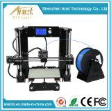 Stampante DIY di Anet A6 3D di vendita diretta della fabbrica