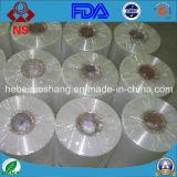 PVC película termorretráctil