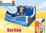 Opblaasbare kleine de golfsimlulator van de surfplankmachine