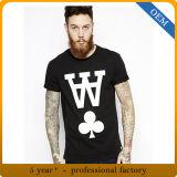 Modèle drôle bon marché d'impression de T-shirt de chemise courte adulte