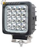 4.4 luz de conducción del trabajo del coche del CREE LED de la pulgada 48W con el Ce RoHS aprobado
