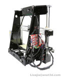 Formato da tavolino 510*345*215mm di stampa dell'Auto-Assemblea di Reprap Prusa I3 Mk8 DIY dei kit della stampante 3D del video del filamento