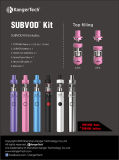De vapeur maximum colorée de Kanger mini E cigarette de Subvod
