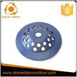 колесо диаманта 5 '' 125mm меля для конкретного камня гранита