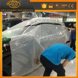 Пленка предохранения от краски пленки обруча винила автомобиля транспаранта PVC материальная