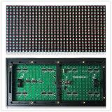 Tienda corriente del mensaje del solo color que hace publicidad de la exhibición de LED de la dirección