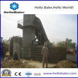 Máquina de empacotamento da palha horizontal de Aotomatic com cilindro hidráulico