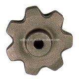 Pezzo fuso duttile del ghisa dello Sg di Grey grigio dell'OEM della Cina con il pezzo fuso di sabbia