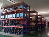 Prateleira de aço resistente do armazenamento da pálete com certificado do Ce