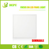 luz de la pared de la pantalla plana de 40W 50W Dimmable 600X600 600X1200 LED