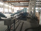 Gerecycleerde het Korrelen van de Vezel van het Huisdier Lijn en de Plastic Granulator van het Recycling