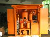 Pianta di riciclaggio dell'olio dell'isolamento di vuoto della Doppio-Fase