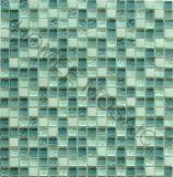 La tuile de mosaïque/tuile de mosaïque en verre/pierre en verre mélange la série (GS06)