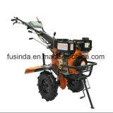 Laboreur Multi-Fuction de pouvoir de cultivateur, laboreur rotatoire, laboreur diesel
