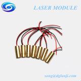 Línea verde módulo del PUNTO de la alta calidad 532nm 30MW del laser de la cruz