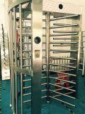 ESD van de Barrière van het roestvrij staal de Hand Automatische Statische Systemen van de Poort van de Snelheid voor Bibliotheek