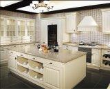 Alta mobilia lucida dell'armadio da cucina di MFC