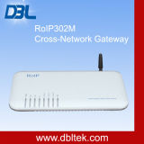 Radio (Radio over IP) RoIP-302m Cross-rede RoIP gateway / Intercom System / portátil
