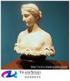 Natürliche schnitzende Steinabbildungen Fehlschlag-Marmor-Dekoration-Skulptur