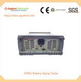 電池の寿命のメートルのバッテリーの充電および排出することテスター(AT851)を