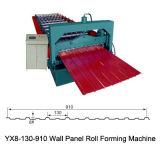 機械(8-130-910)を形作る壁パネルロール