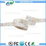 Línea doble tira flexible del CRI 90 de SMD 5050 LED