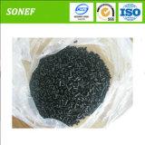 Boulette humique d'engrais organique des minerais 50% Granulars