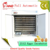 Hatching Machine (YZITE-15)를 위한 2112의 계란 Poultry Eggs Incubators