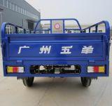 Tricycle eléctrico para Cargo Hetd-01 con Trishaw