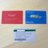 Cartão relativo à promoção plástico do PVC da tira magnética da alta qualidade (CA--008)