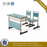 학교 가구 사용된 고등학교 교실 단 하나 세트 책상 및 의자 (HX-5CH231)