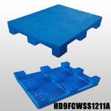 1200-1100 lage Prijs Één Gebruikte Keer en Shpping Plastic Pallet Withou Kringloop