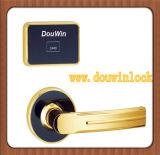 Fechamentos de porta operados do botão do cartão magnético