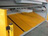 Máquina de corte hidráulica da placa de alumínio, máquina de corte do aço inoxidável