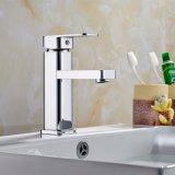 Polished латунные определяют Faucet & смеситель ванной комнаты ручки