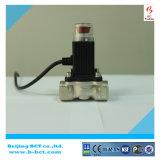 Gasmagnetspule mit Detektorventilmessingkarosserien-Gelbfarbe BCT-SV-3