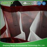 Sacco non tessuto superiore personalizzato del vino (MECO192)
