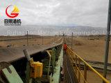 Sistema de transporte de correia do SPD Peru para transportar a mina de carvão
