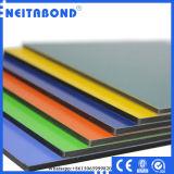 3m m 4m m PVDF Acm A2/B1 ignifugan el panel compuesto de aluminio (ACP)