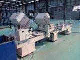 A estaca de alumínio da mitra do dobro do perfil considerou a máquina 45 90 graus
