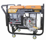 CE et ISO9001 Approved Diesel Generator (2/3/5KW)