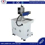De Laser die van de Vezel van het roestvrij staal de Graveur van de Machine op Metaal merken