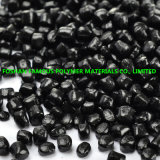 Чернота углерода Masterbatch продуктов сырья PE PP пластичная для полиэтиленового пакета, трубы водопровода, доски etc компьютера