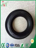 Pasamuros de goma por encargo del cable del negro NBR/EPDM/Silicone/FKM para el sello