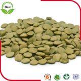 Чечевицы китайца 3.5~6mm зеленые